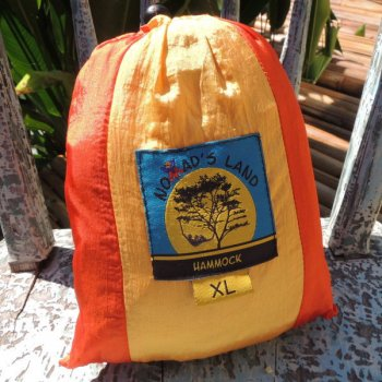 Nomad's land Hammock orange x yellow size XL (color code : L)