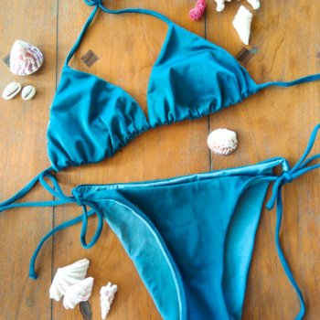Bikini Penida ocean