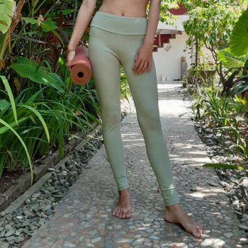 Leggings Long olive