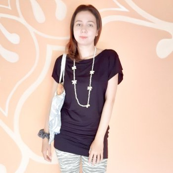 Tunic Surya black