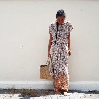 Dress Sarong
