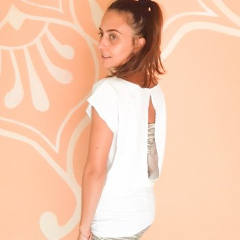 Top Shanti white