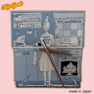 1-C キッチンクロック(部屋に飾ってエレガントな日々を!)
