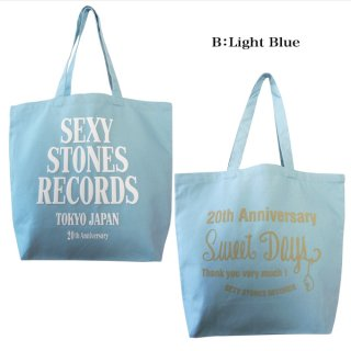 <img class='new_mark_img1' src='https://img.shop-pro.jp/img/new/icons14.gif' style='border:none;display:inline;margin:0px;padding:0px;width:auto;' />20th ANNIVERSARY BAG/ライトブルー