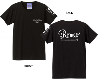 <img class='new_mark_img1' src='https://img.shop-pro.jp/img/new/icons14.gif' style='border:none;display:inline;margin:0px;padding:0px;width:auto;' />ROMEO TEE/ブラック