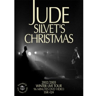 <img class='new_mark_img1' src='https://img.shop-pro.jp/img/new/icons51.gif' style='border:none;display:inline;margin:0px;padding:0px;width:auto;' />JUDE 1st DVD「SILVET'S CHRISTMAS」