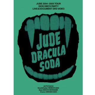 <img class='new_mark_img1' src='https://img.shop-pro.jp/img/new/icons51.gif' style='border:none;display:inline;margin:0px;padding:0px;width:auto;' />JUDE 3rd DVD「DRACULA SODA」