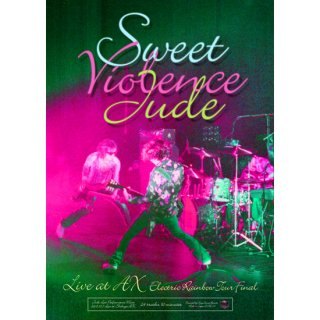 JUDE 4th DVD「Sweet Violence」