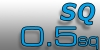 SQ0.5sq-自動車用ビニル電線