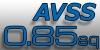 AVSS0.85sq-自動車用薄肉低圧電線-単色