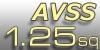 AVSS1.25sq-自動車用薄肉低圧電線(タイプ2)-単色