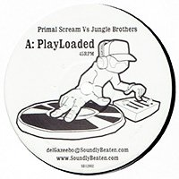 primal scream vs jungle brothers play loaded 12 used アート