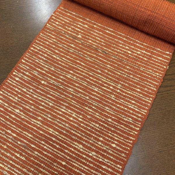 手織りすくい帯 杉村