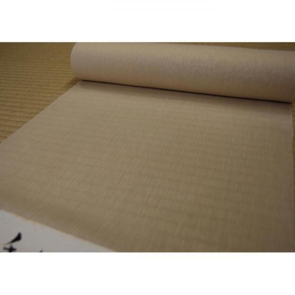小千谷紬 絹上布