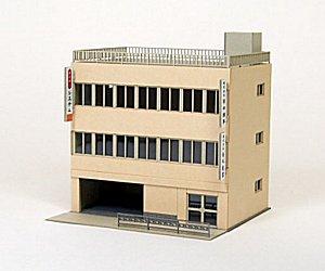 紙模型 ビルA 1/150 建物 ジオラマシリーズ , 模型工具・材料販売 BT,SHOP