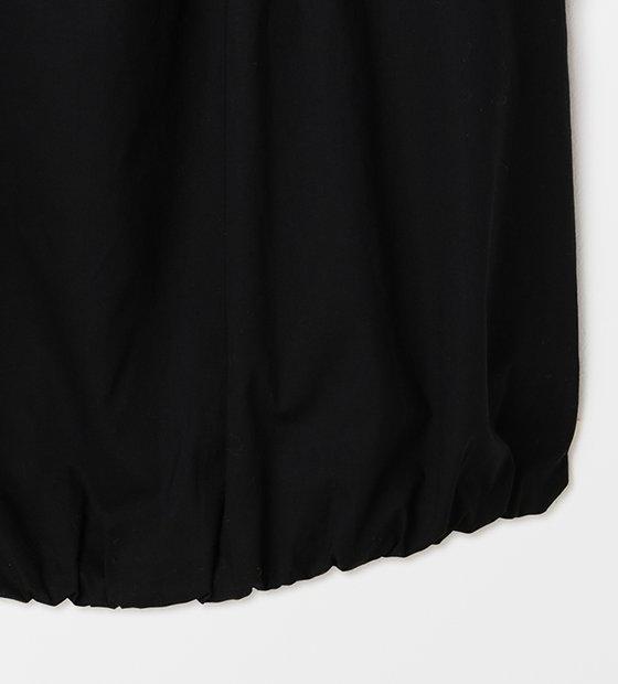ギャザーバルーンドレス