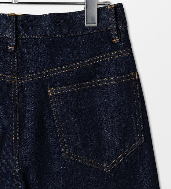 【サロン・オンライン限定】オーガニックデニムパンツ Sサイズ