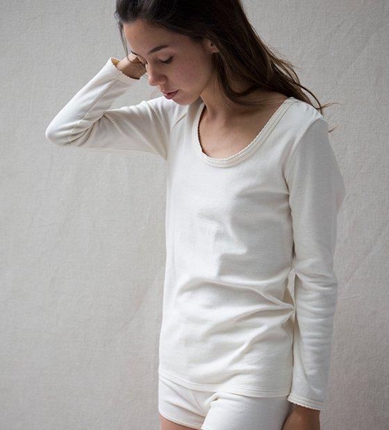 スリーピ—ライトロングTシャツ