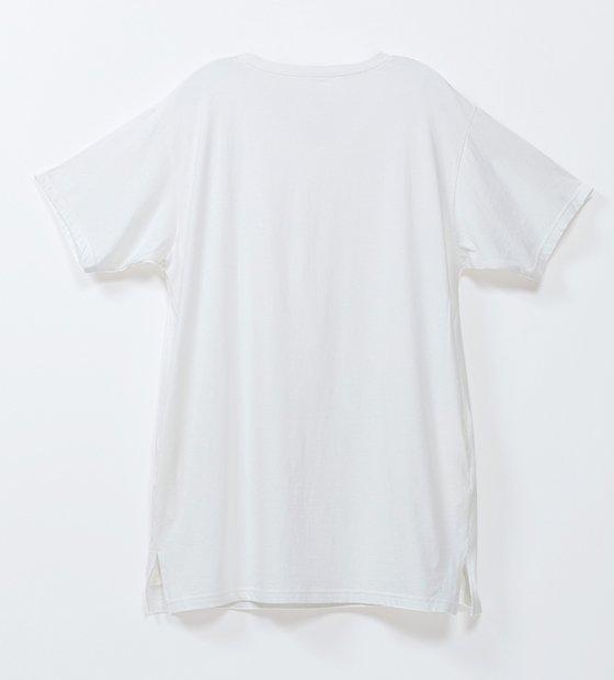 タックインロングTシャツ