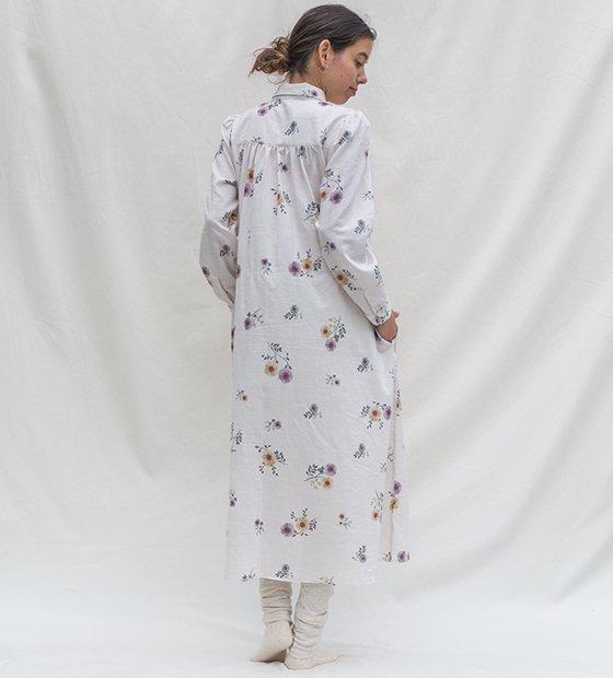 ポピースカラップドレス