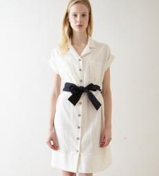 カルダモンシャツドレス