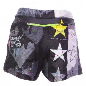 Star Blackレディースジョギングパンツ(ブラック)
