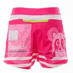 PiRATESPandaniレディースジョギングパンツ(ピンク)
