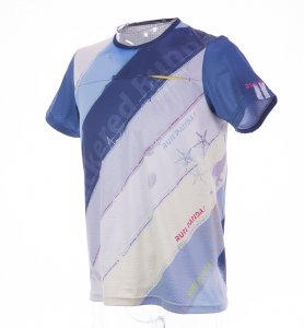RUN PANDA! EKIDEN CARBON Tシャツ(MEN's)