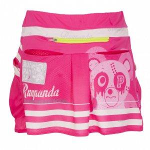 PiRATES Pandani サイクル&ランニングスカート(ピンク)