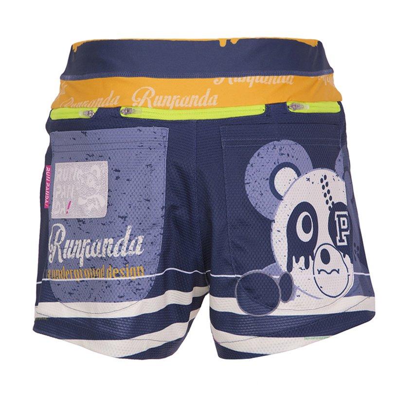 PiRATES Pandani 7 Pockets レディースジョギングパンツ(ネイビー)