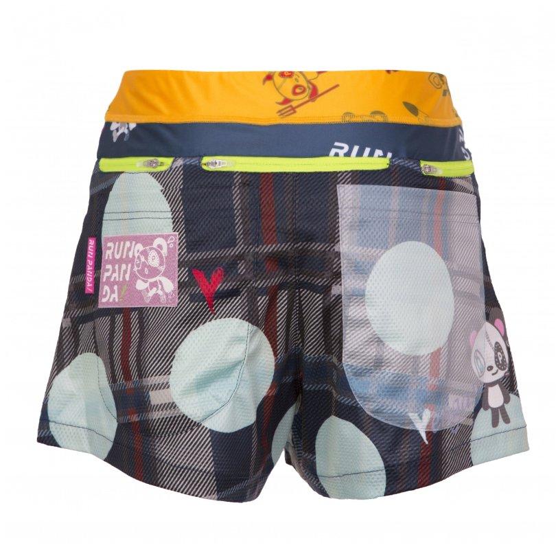 水玉Venga! Pandani 7 Pockets レディースジョギングパンツ(ネイビー)