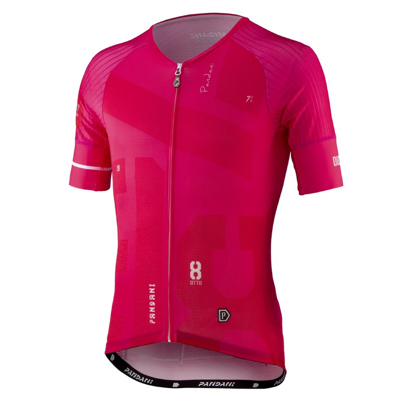 NUMERO RS Aero 半袖ジャージ(ピンク) 17,830円 → 14,264円<img class='new_mark_img2' src='https://img.shop-pro.jp/img/new/icons39.gif' style='border:none;display:inline;margin:0px;padding:0px;width:auto;' />