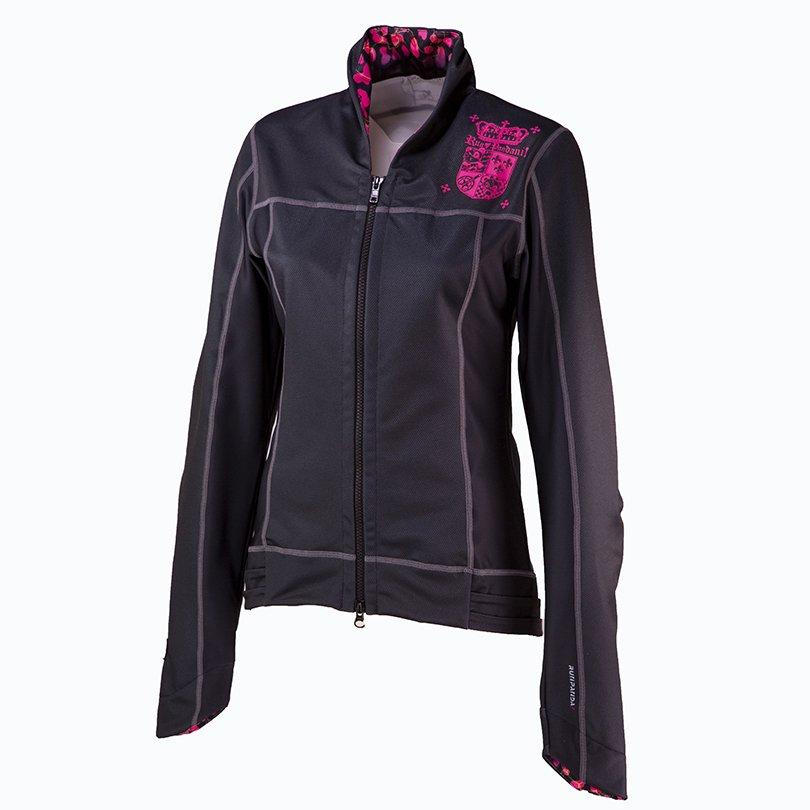 BLACK RUN PANDA! エリザベスジャケット/冬用防寒ジャージ