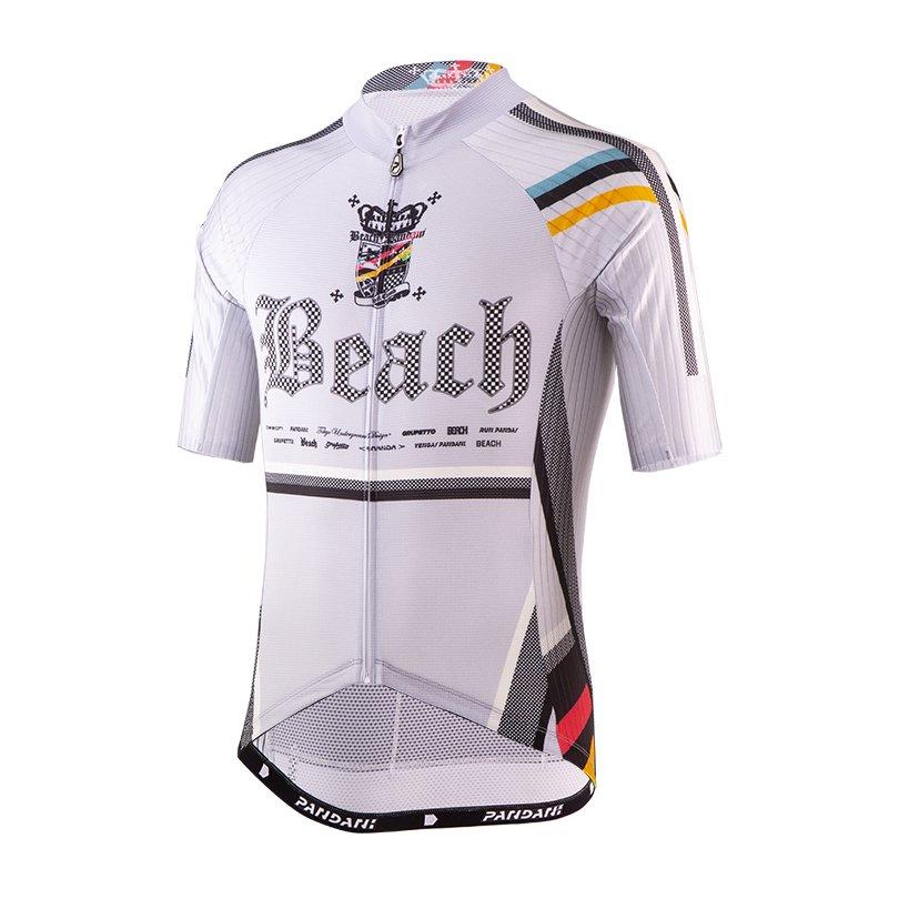 Beach Ver.7 RF Aero 半袖ジャージ(グレー)