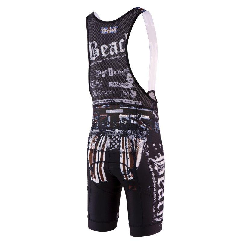 Death Beach RS ビブパンツ/ブラック
