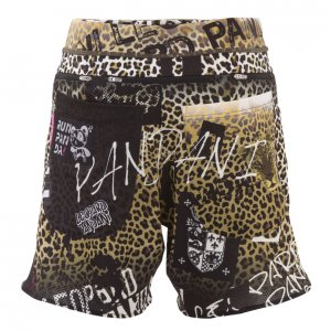 <img class='new_mark_img1' src='https://img.shop-pro.jp/img/new/icons1.gif' style='border:none;display:inline;margin:0px;padding:0px;width:auto;' />Leopard Pandani 7Pockets 6inch ジョギングパンツ<2019年7月中旬予定※最短の場合>早期割引特典有り