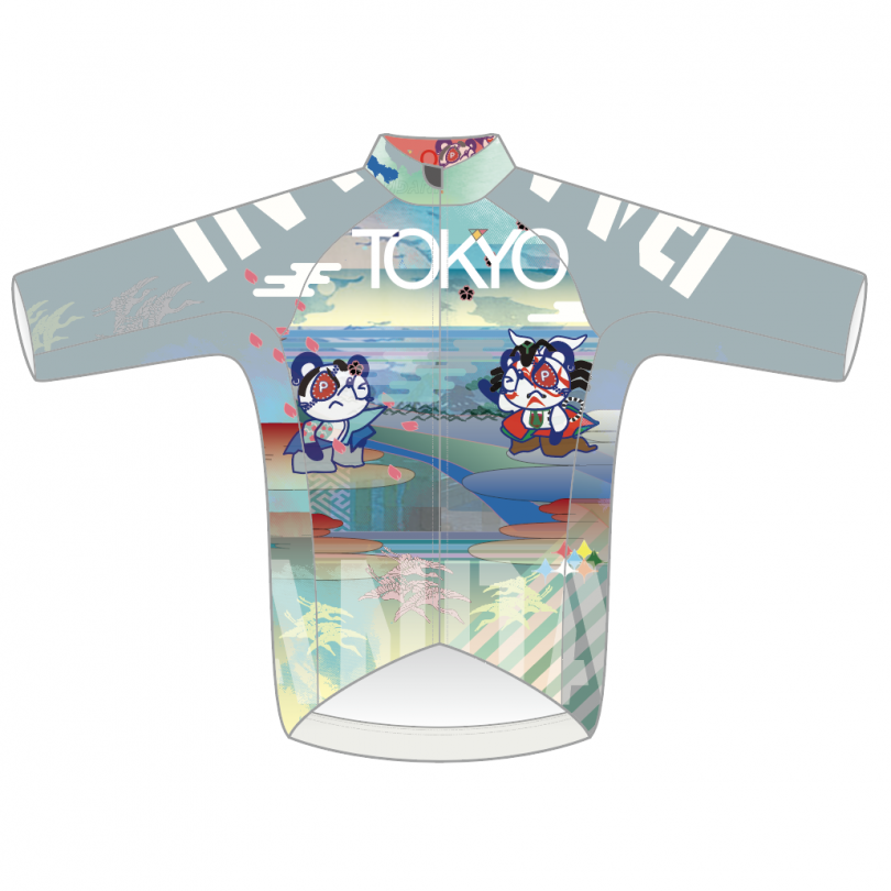 <img class='new_mark_img1' src='https://img.shop-pro.jp/img/new/icons1.gif' style='border:none;display:inline;margin:0px;padding:0px;width:auto;' />TOKYO RR半袖ジャージ【4月入荷予定※最短の場合】