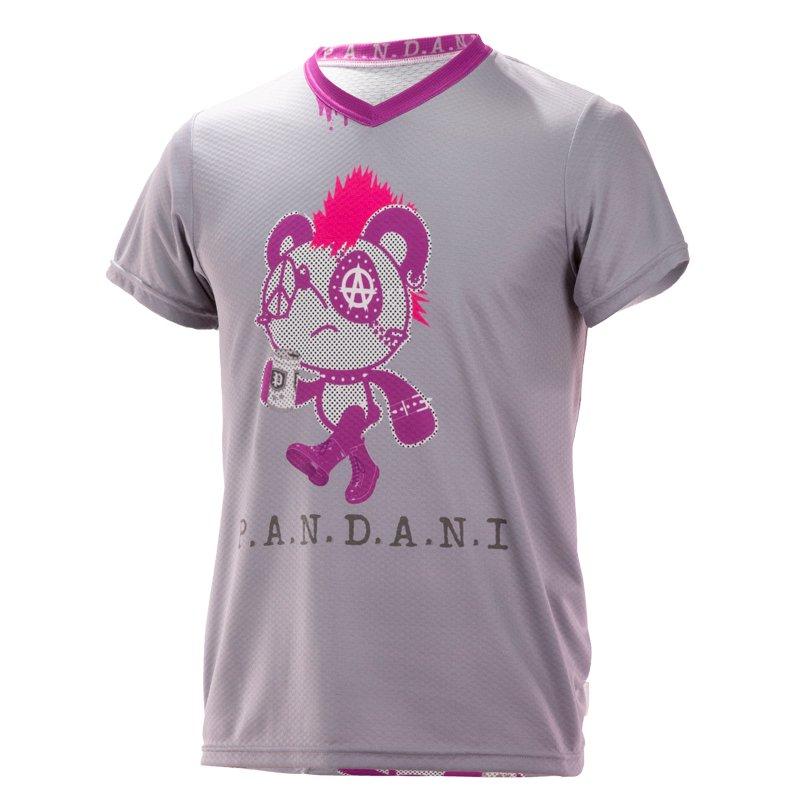 PANKYboy  UNISEX CARBON Tシャツ/グレー