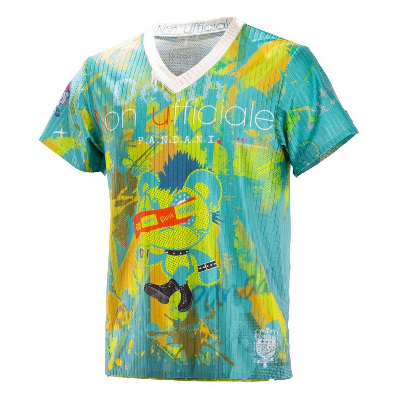 PANKYboy T.T UNISEX Tシャツ/グリーン