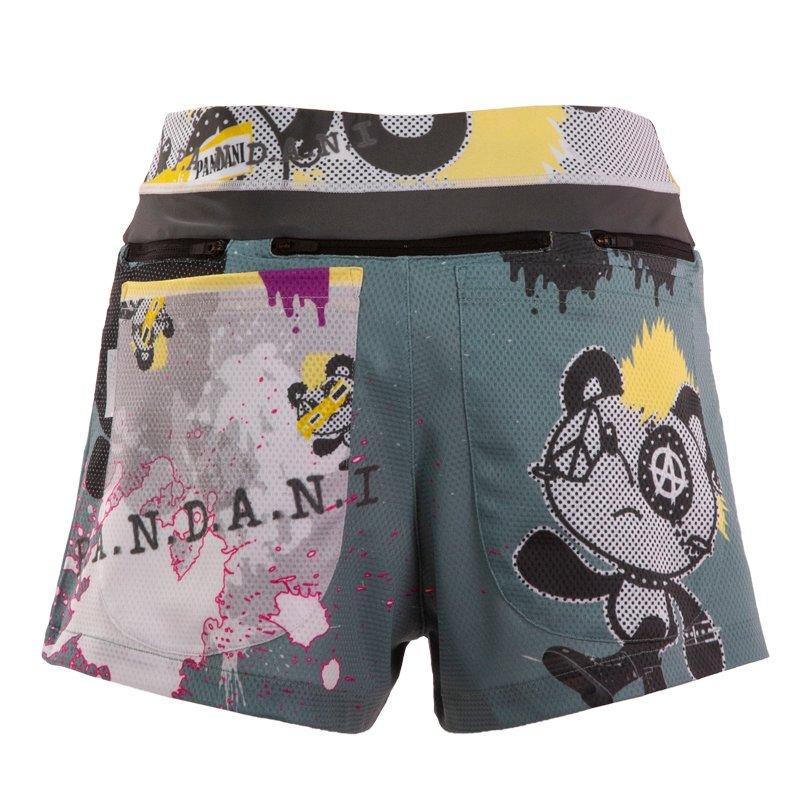 PANKYboy 7 Pockets レディースジョギングパンツ/ストームグリーン