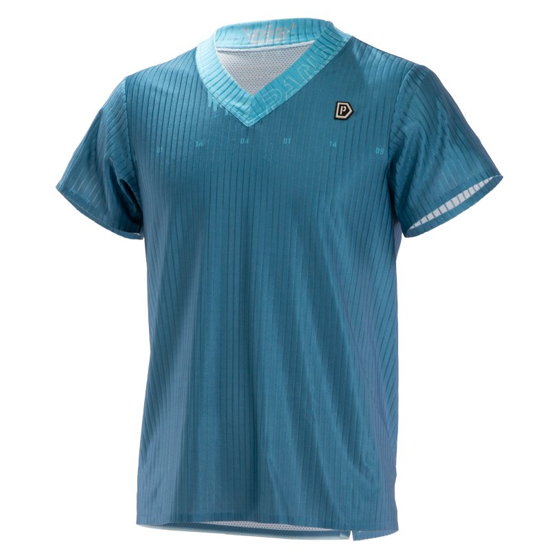 NUMERO SMASH! UNISEX Tシャツ/ターコイズ