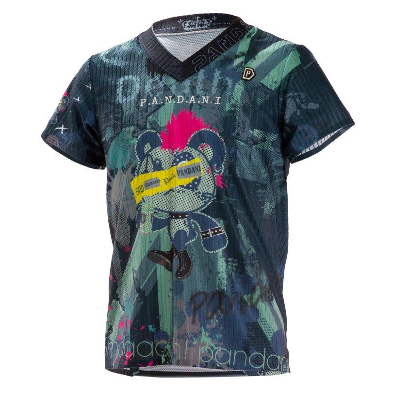 PANKYboy SMASH! UNISEX Tシャツ/ネイビー