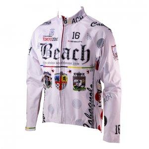 Beach Ver.4 ウインドブレイクジャケット(ホワイト)