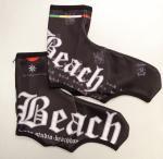 Beach Ver.4 シューズカバー(ブラック)