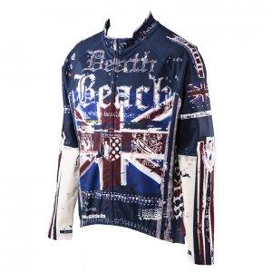 Death Beach ウインドブレイクジャケット(ブラック)