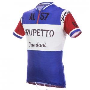 Vintage/Paris~Roubaix 半袖ジャージ(ブルー)
