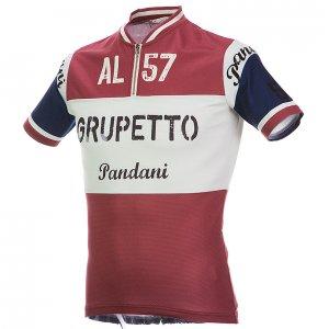 Vintage/Paris~Roubaix 半袖ジャージ(ローズピンク)