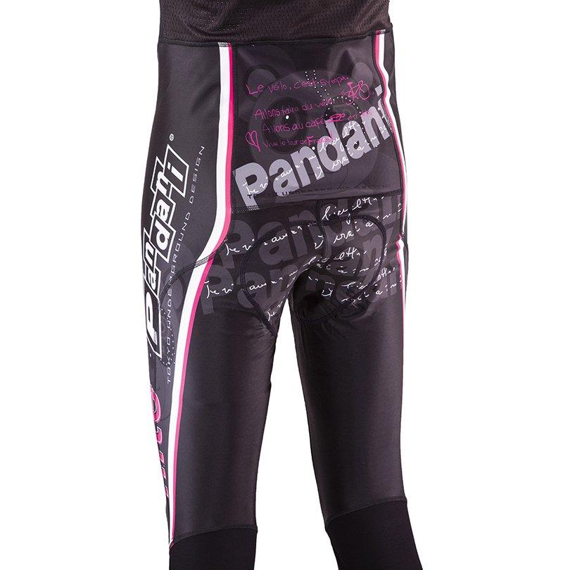 Pandani ロングパンツ(ブラック)EVO