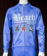Beachウィンドブレイクジャケット(ブルー)