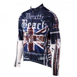 Death Beach サーモジャージ/ブラック
